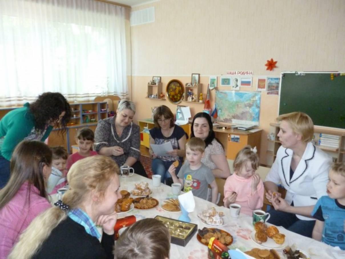 родительское собрание знакомство средняя группа