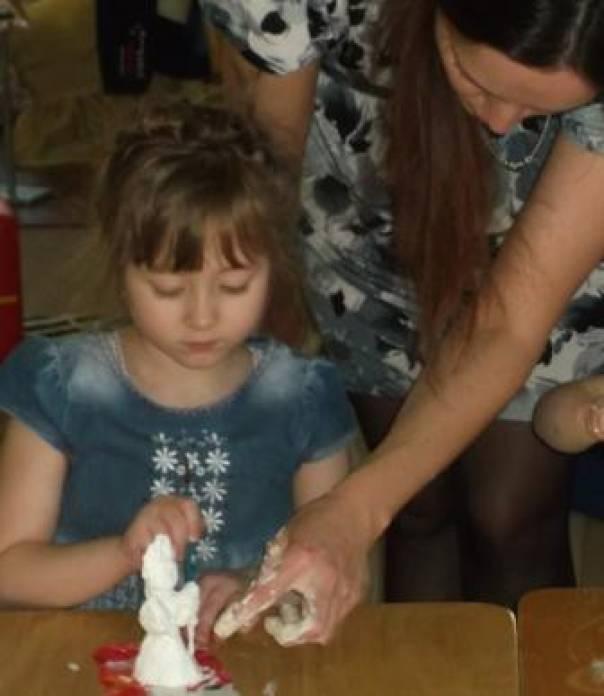 Проект с детьми старшего дошкольного возраста по декоративно-прикладному искусству