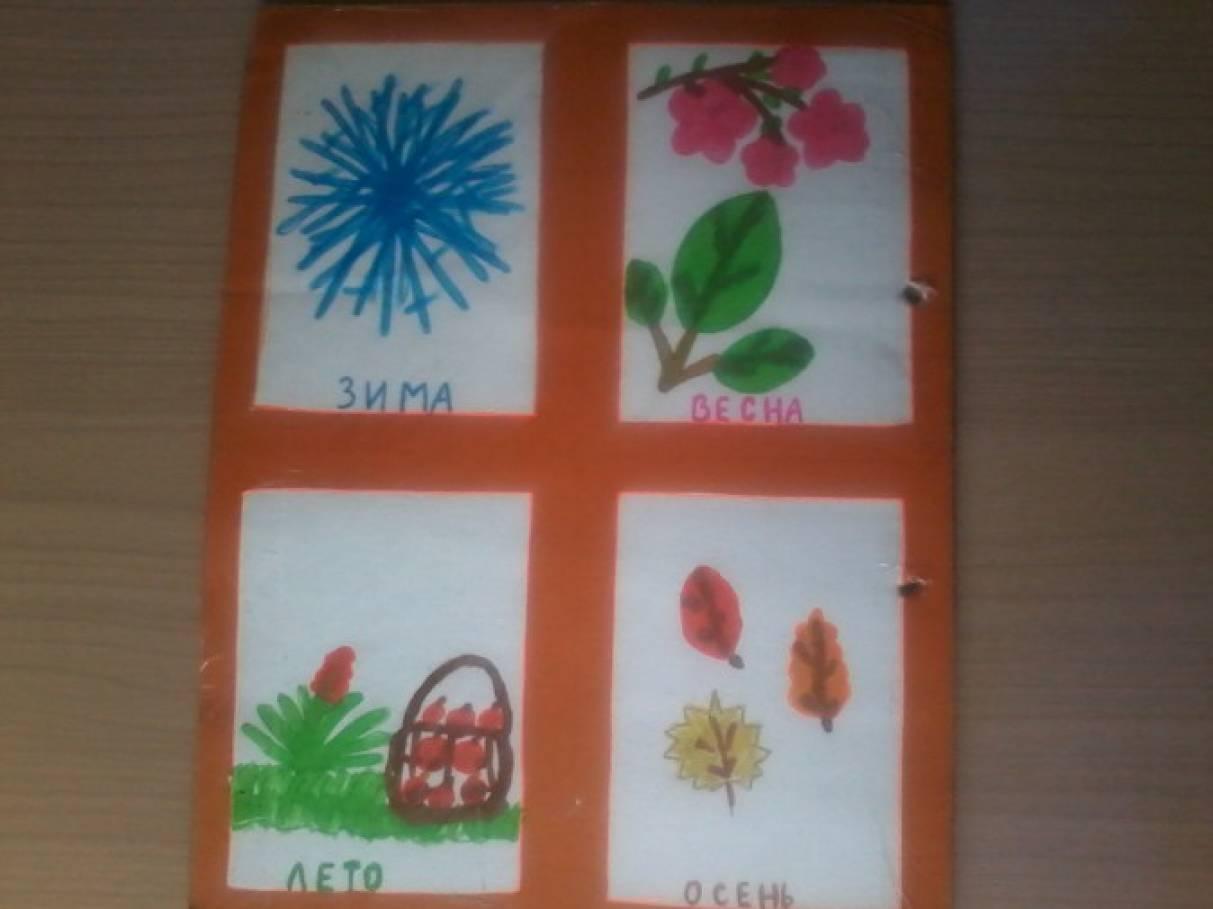 Картинки лето нарисованные своими руками