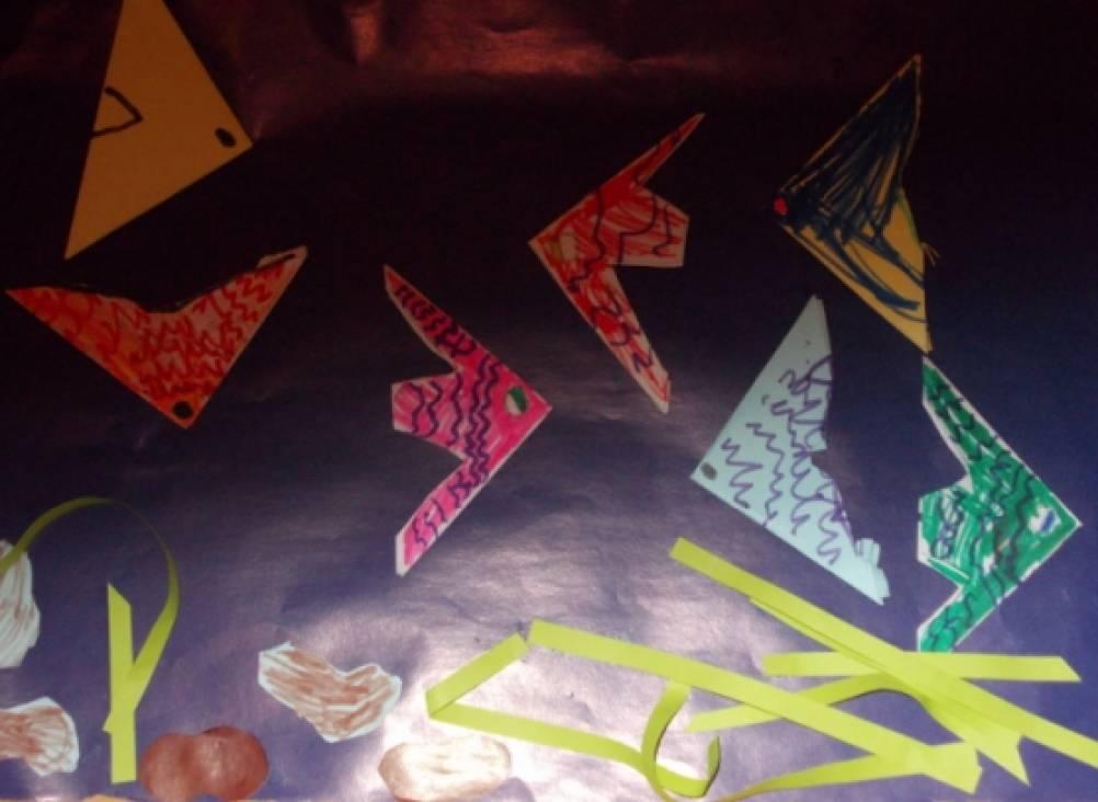 застройщика оригами в подготовительной группе занятие юла того, как создали