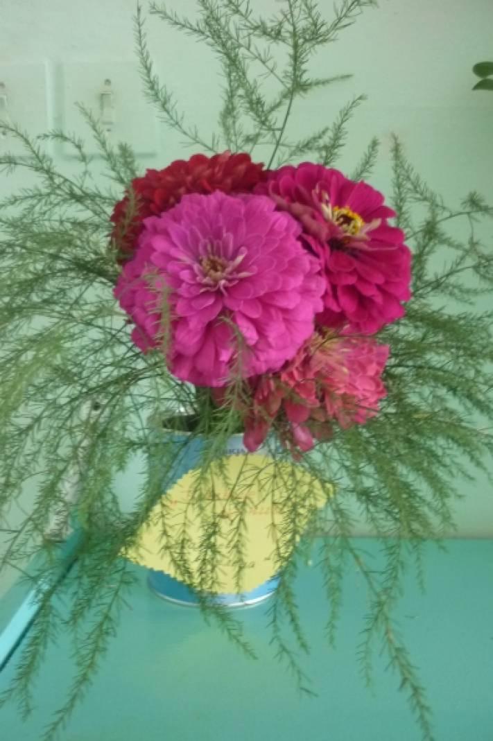 Выставка осенних букетов и композиций «Королевство цветов»