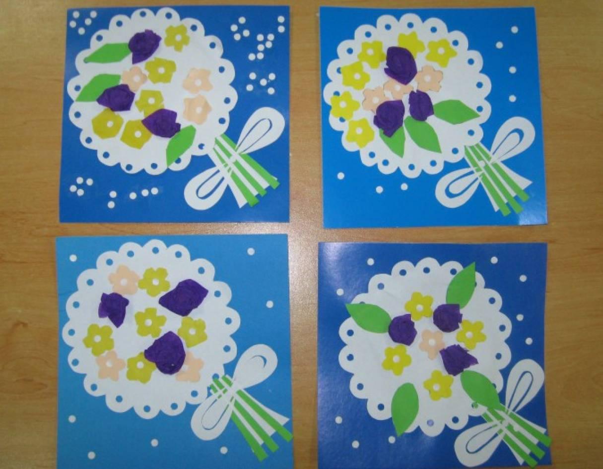 Мастер классы открытки для детей 65