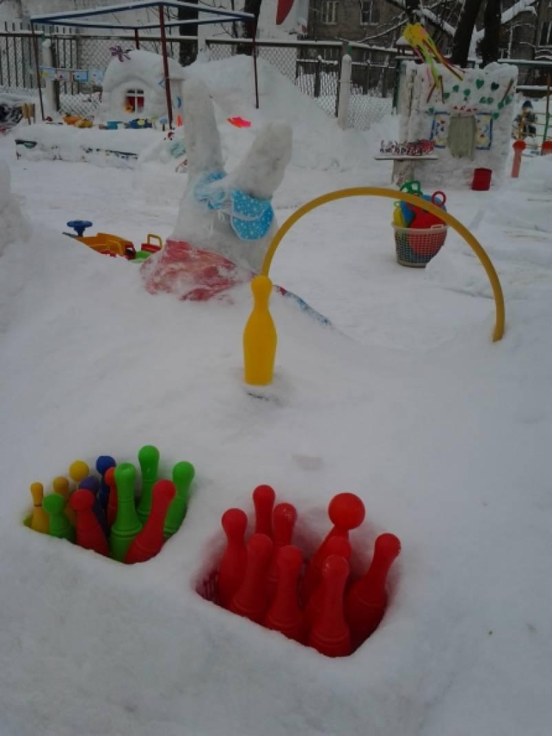 Для детей своими руками зимой 129