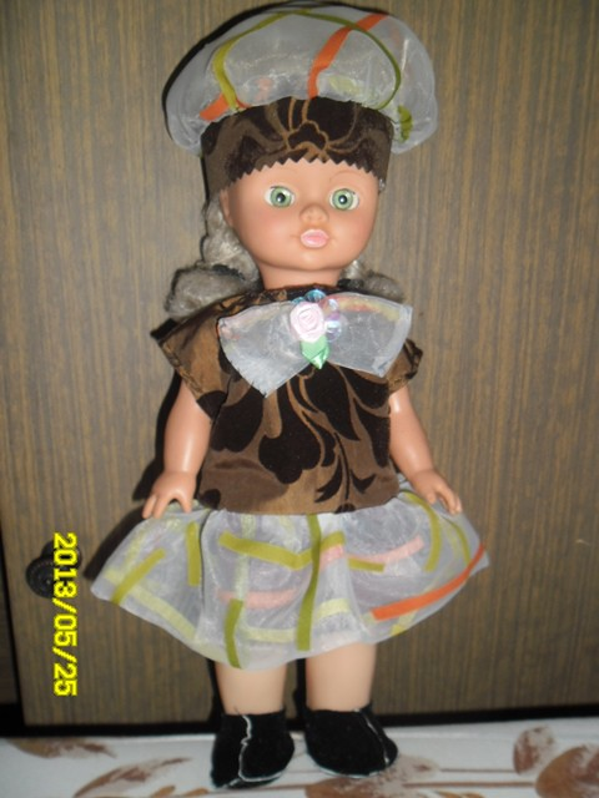 Как сшить куклы в народных костюмах