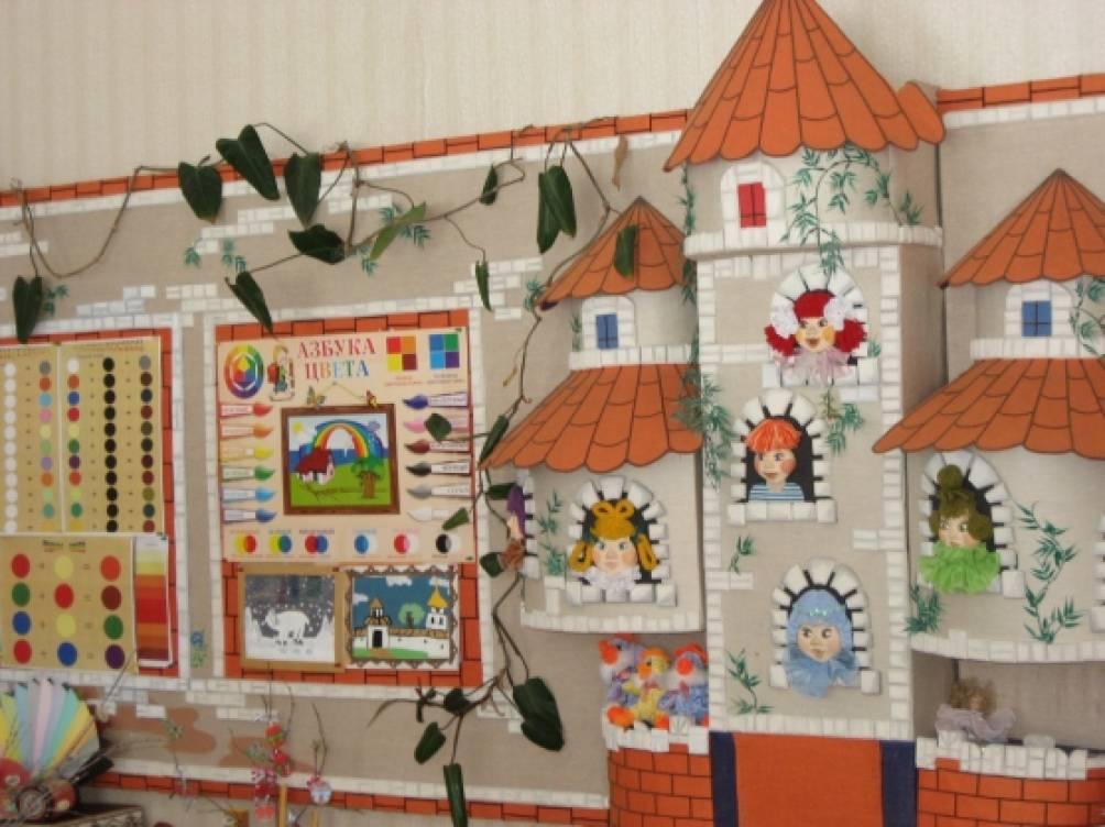 Визитная карточка в детском саду в картинках 5