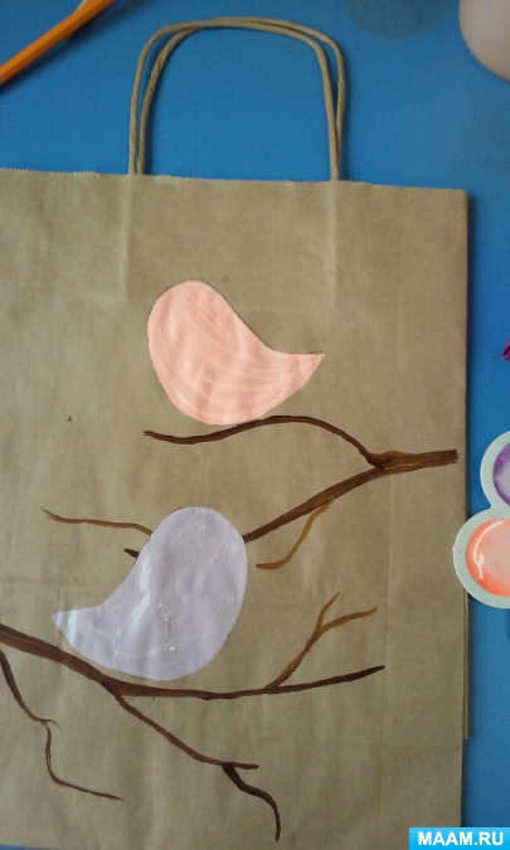 010541a2d11e Мастер-класс «Эко-сумка вместо пакета». Воспитателям детских садов ...