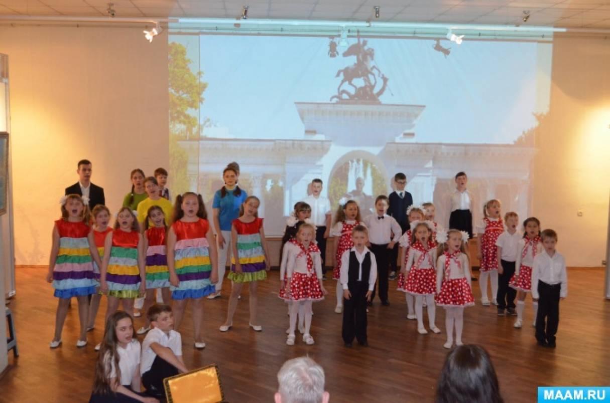 «Праздник детства— Кубань». Фотоотчет о детском мюзикле, посвящённом 80-летию Краснодарского края