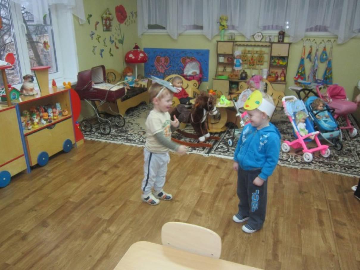 конспекты занятий во второй младшей группе детского сада по развитию речи через театрализованную дея