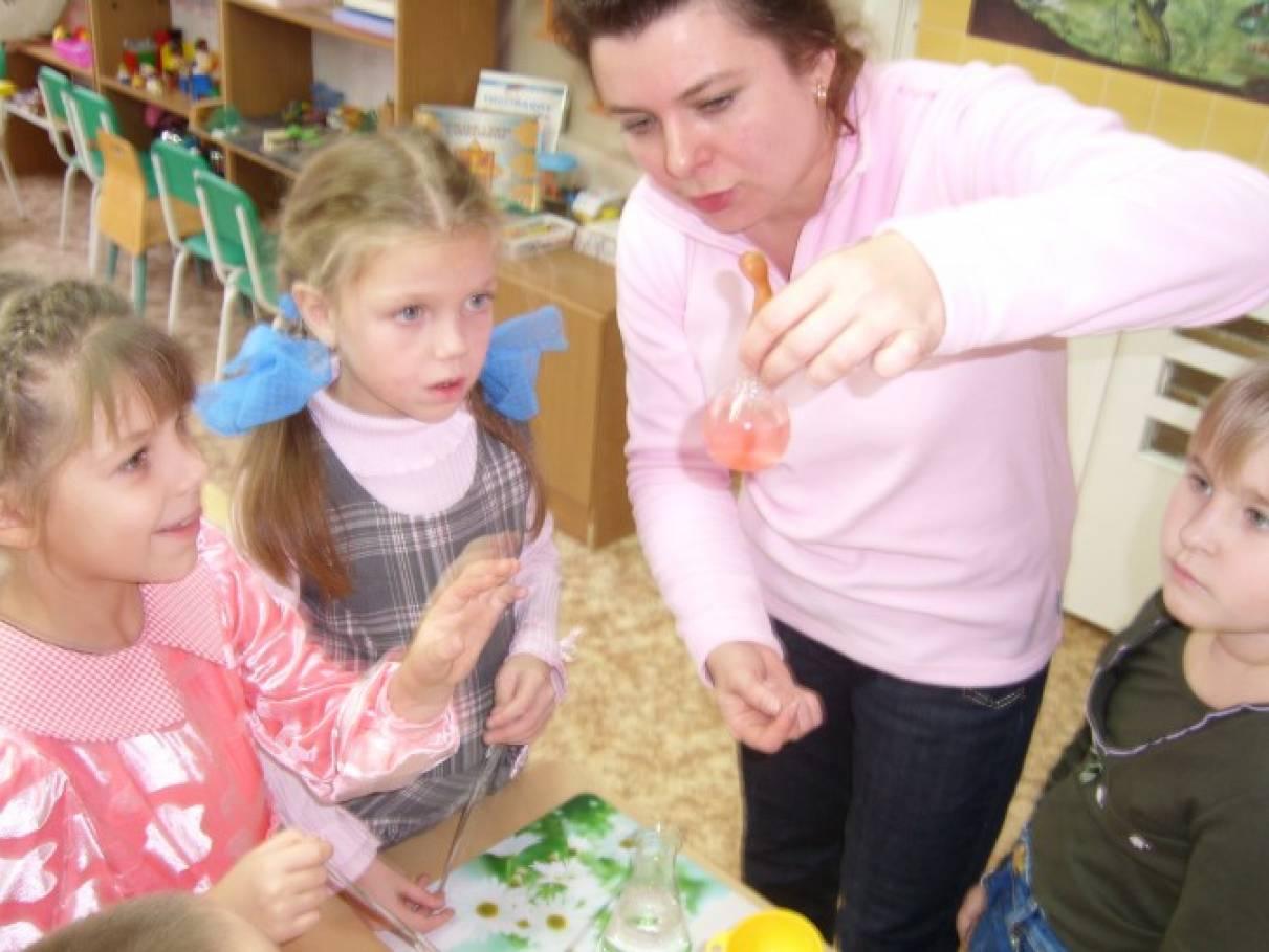 Занятие по экологическому воспитанию для детей старшего дошкольного возраста «Шушарик»