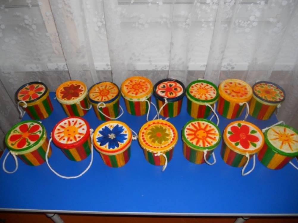 Музыкальные инструменты из бросового материала своими руками 898