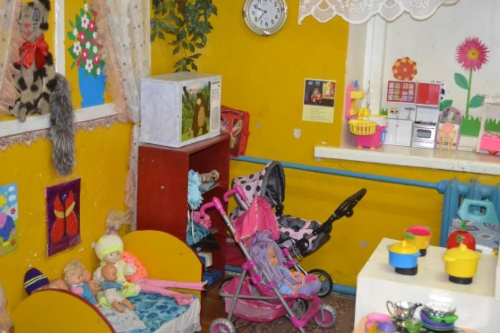 Предметно развивающая среда в детских садах в картинках