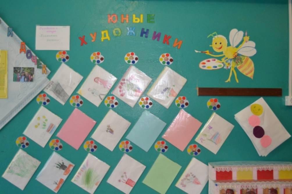 Предметно развивающая среда в детских садах в картинках 5