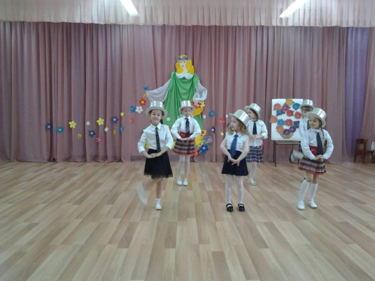 Праздничный концерт в подготовительной группе «Весенний бал» (фотоотчёт)