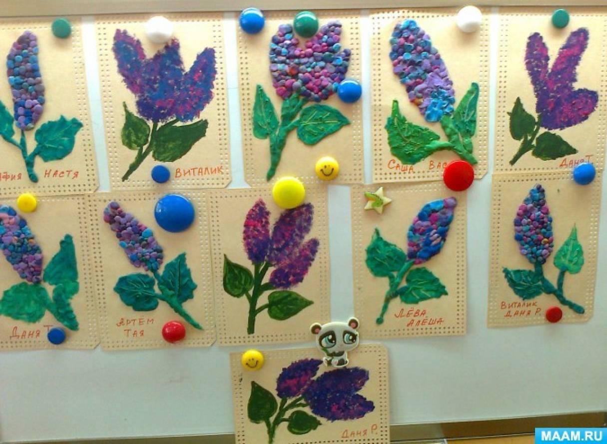 Творчество детей по теме «Весне». Фотоотчёт
