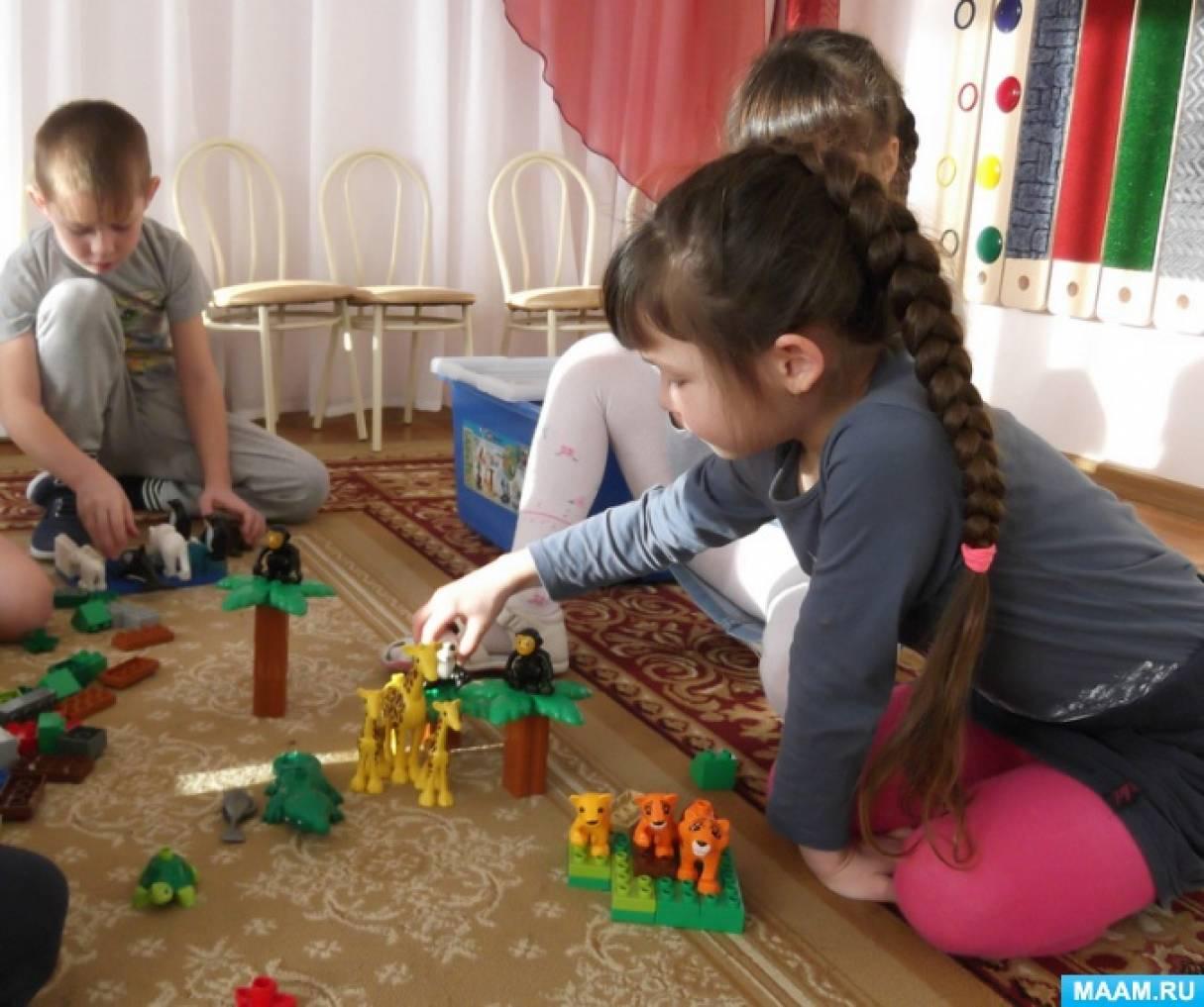 Конструирование в детский сад 95