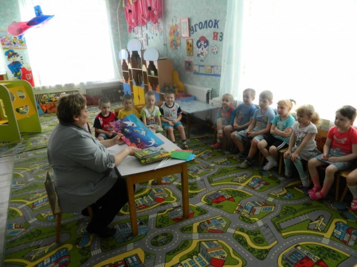 «Школа будущего читателя» — сотрудничество с детской библиотекой