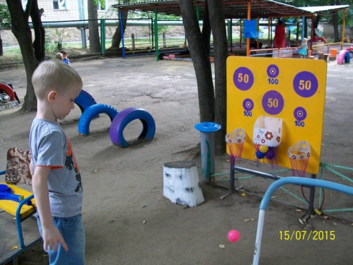Игрушки своими руками для прогулки в детском саду 65