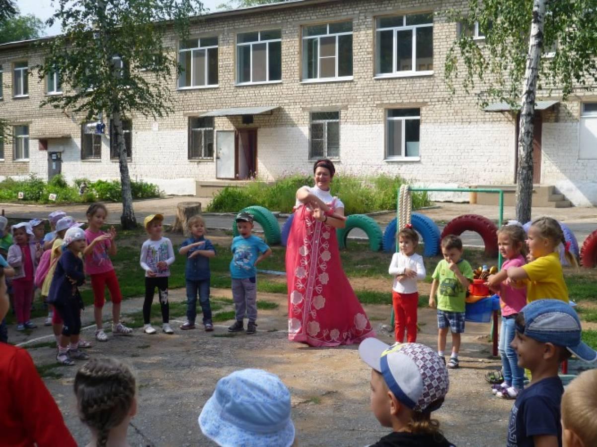 народные праздники на руси конспект занятия средняя группа