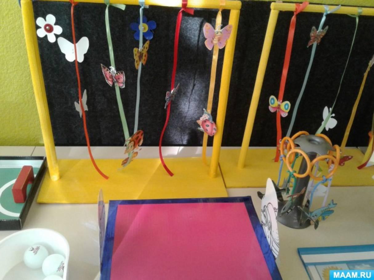 Сенсорные тренажеры для детей своими руками 24