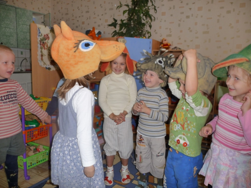 Виды детских театров своими руками фото 363