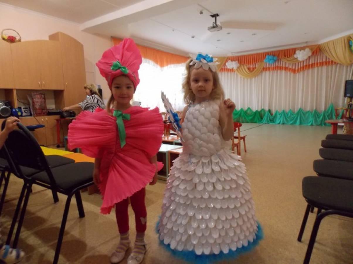 Детское  из подручных материалов своими руками на конкурс