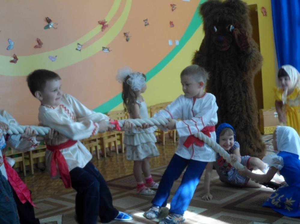 Сценарий праздника о промыслах россии