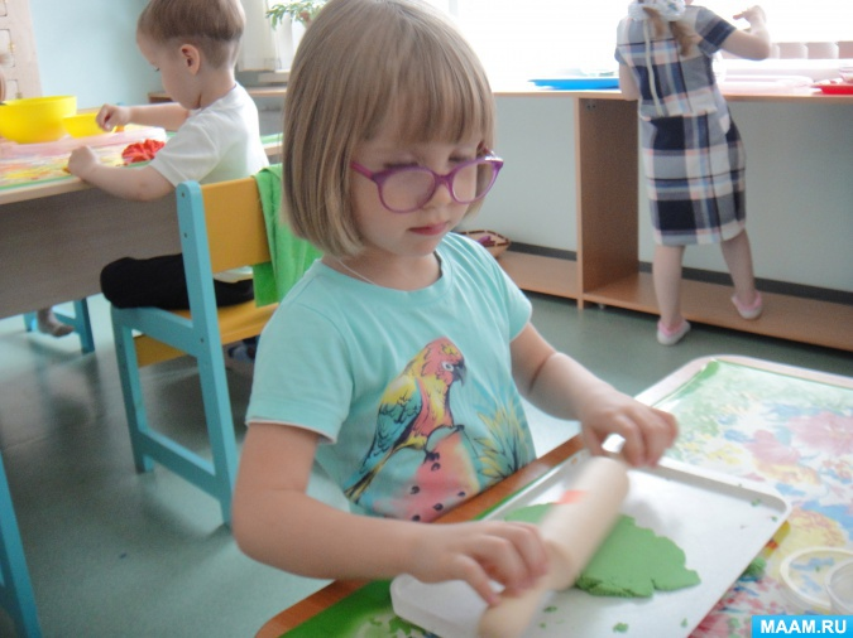 Технология Марии Монтессори в коррекционной работе с детьми