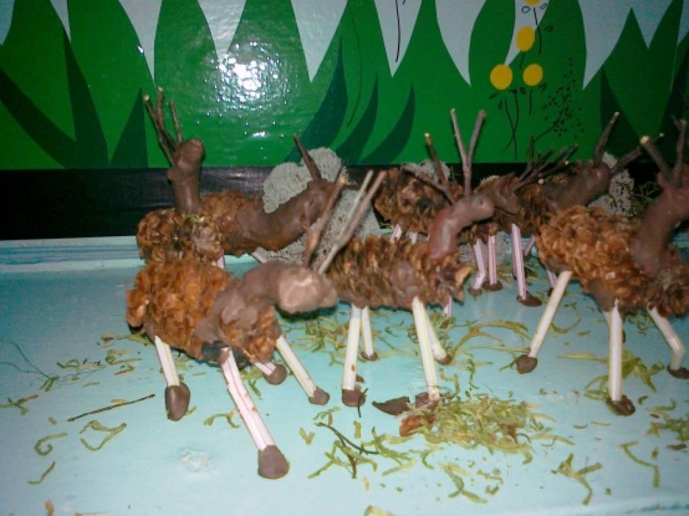 конспекты занятий по ознакомлению с окружающим для детей старшего дошкольного возраста северный олен