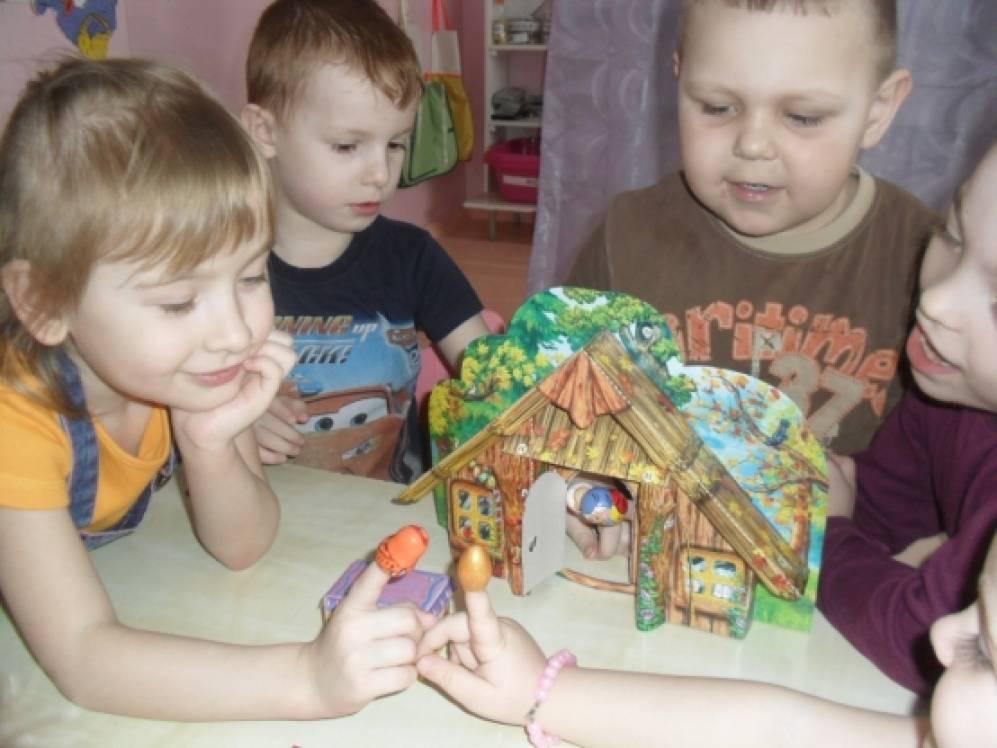 Виды детских театров своими руками фото 892