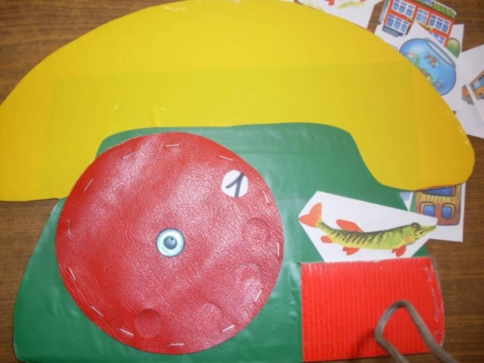 Использование дидактических пособий в работе с детьми.