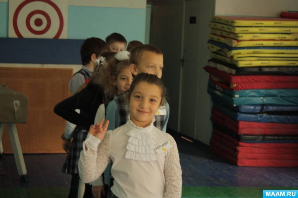 Фотоотчёт о мероприятии во 2 классе «Наше здоровье»