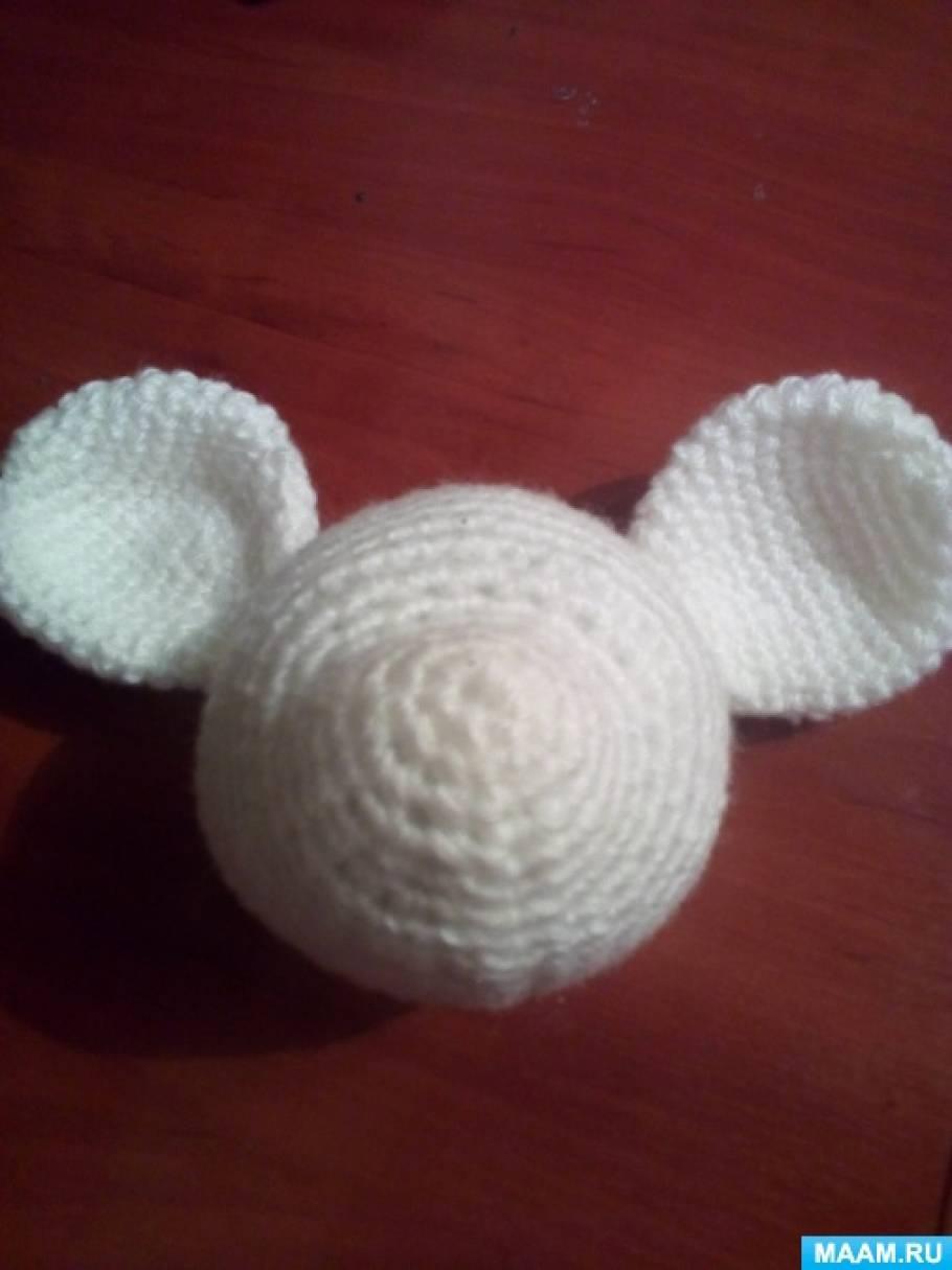 Вяжем крючком мышки