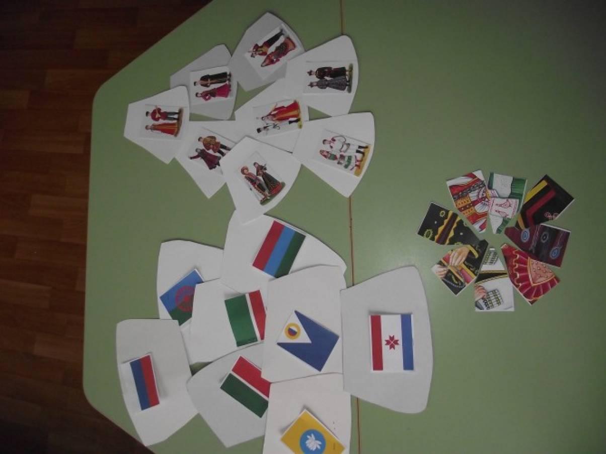 Игры в подготовительной группе по патриотическому воспитанию в