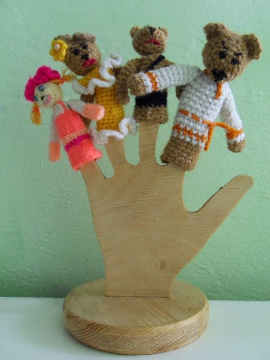 Подставка для кукольного театра би-ба-бо своими руками 97