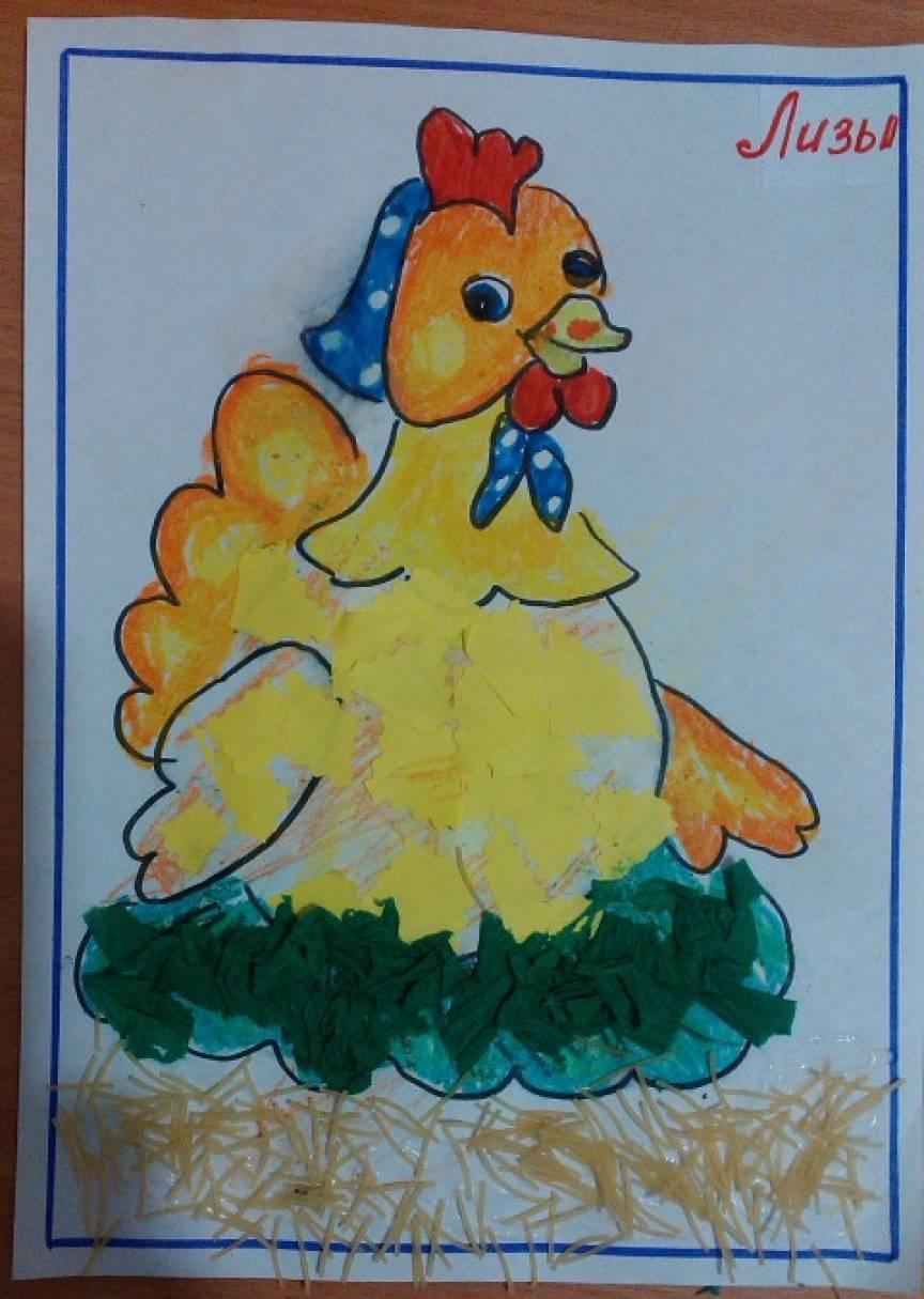 «Цып-цып, мои цыплятки». Фотоотчет об играх и творчестве самых маленьких в рамках пасхальной недели