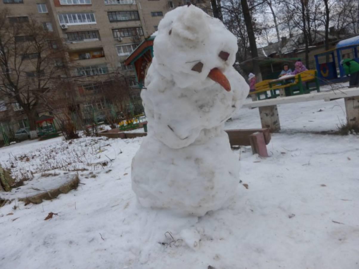 Сценарий спортивного развлечения «Зимние забавы»