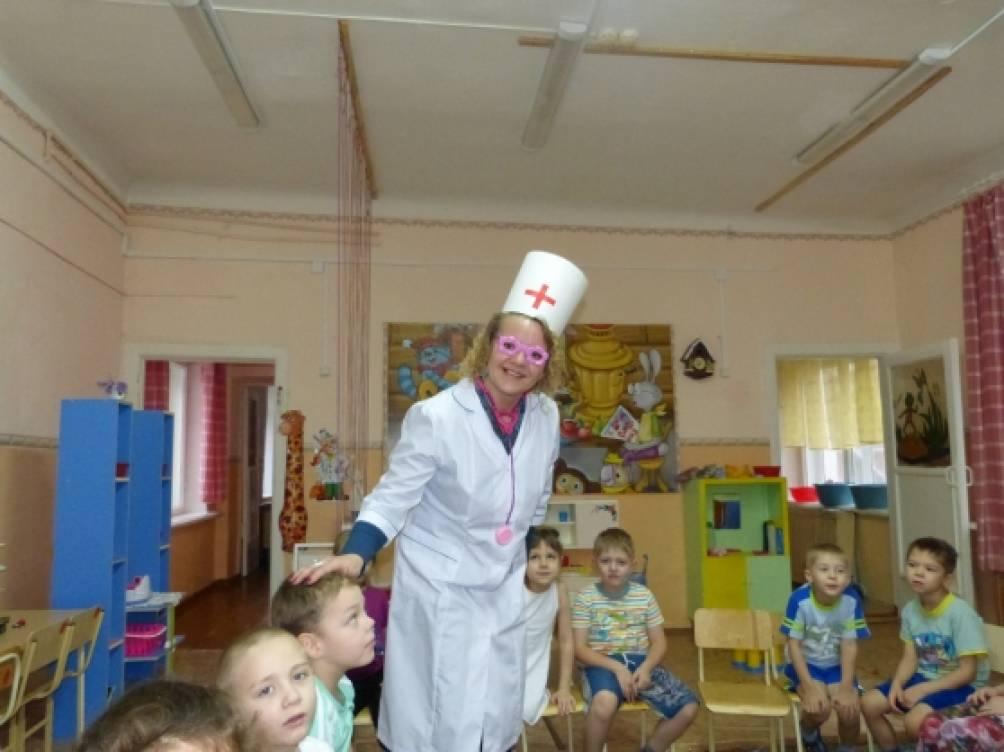 знакомство с профессиями для детей ветеринар