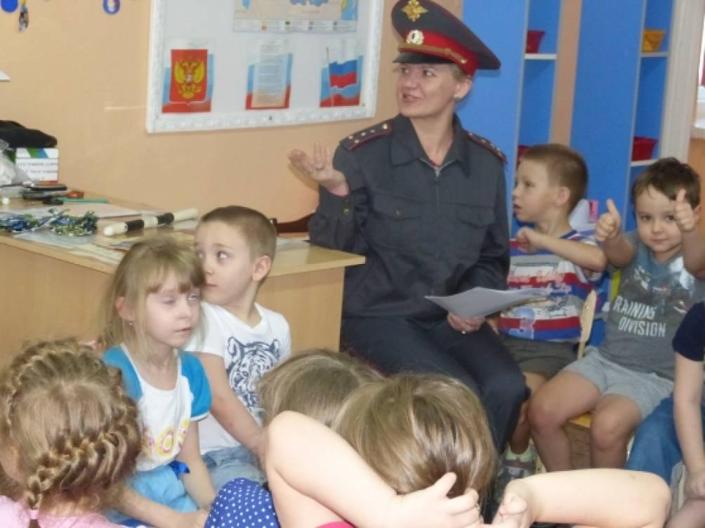знакомство детей с профессией учитель