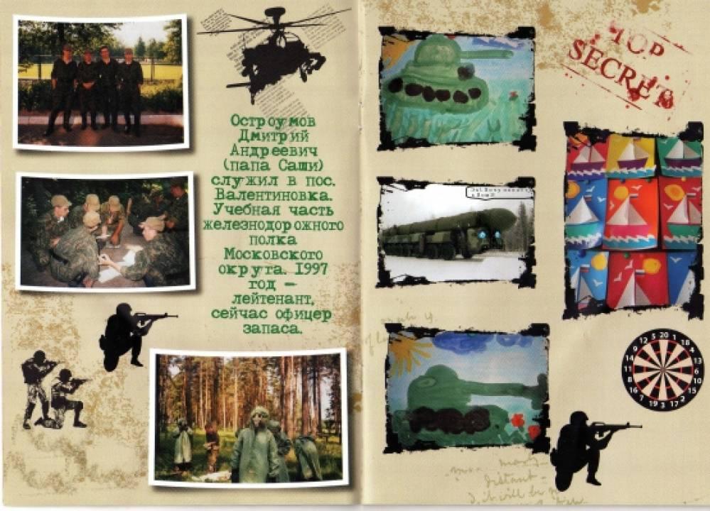 Картинки с 23 февраля для оформления альбома
