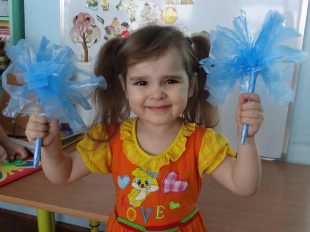 Султанчики для детского сада своими руками фото 10