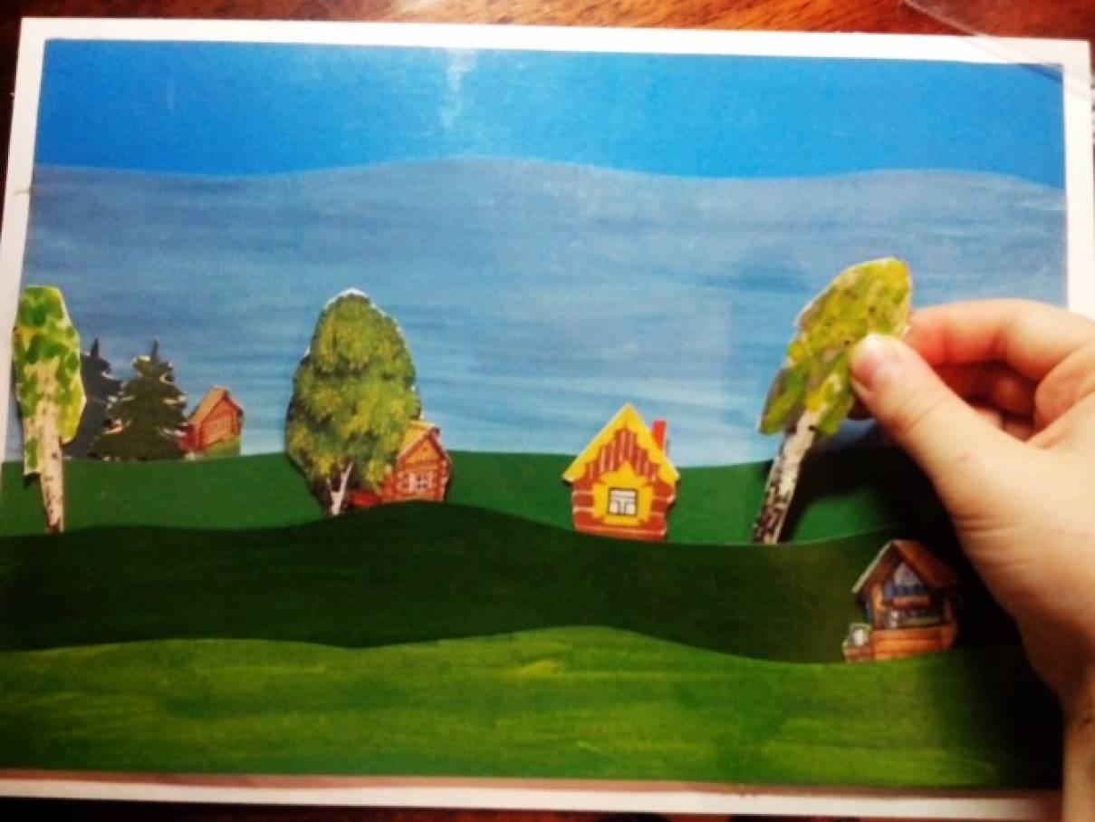 лично картинки для дидактической игры собери пейзаж скачать распечатать раскраски