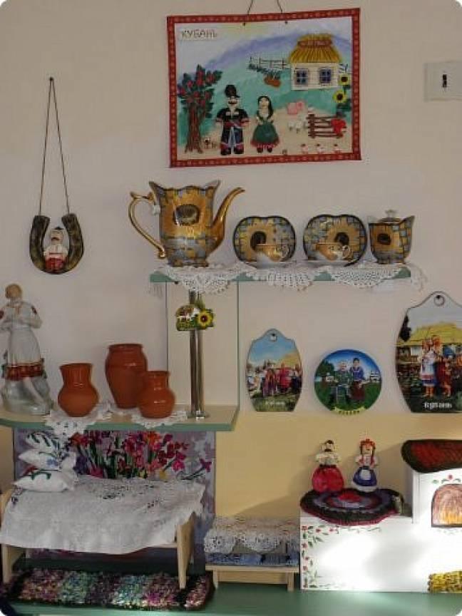 Кубанский уголок в детском саду своими руками