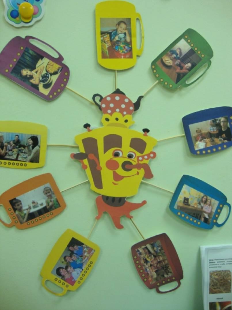 Поделки для детского сада на тему традиции