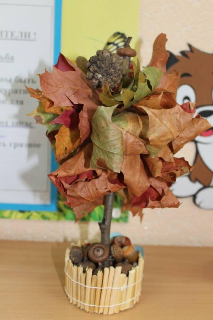 Поделки на тему волшебная осень