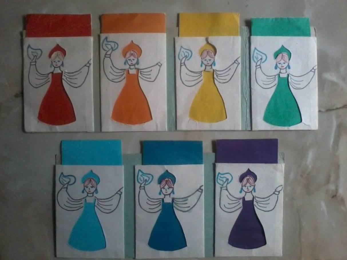 игры по знакомству детей с цветом