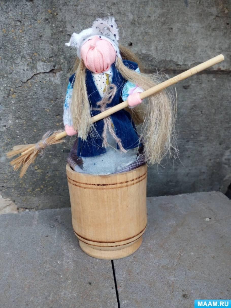 По следам Оксаны Теликовой или изготовление новых тряпичных кукол