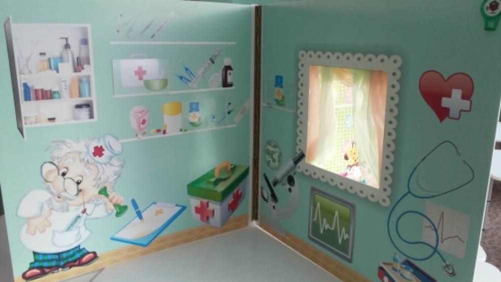 Оформление больницы в детском саду своими руками фото 88