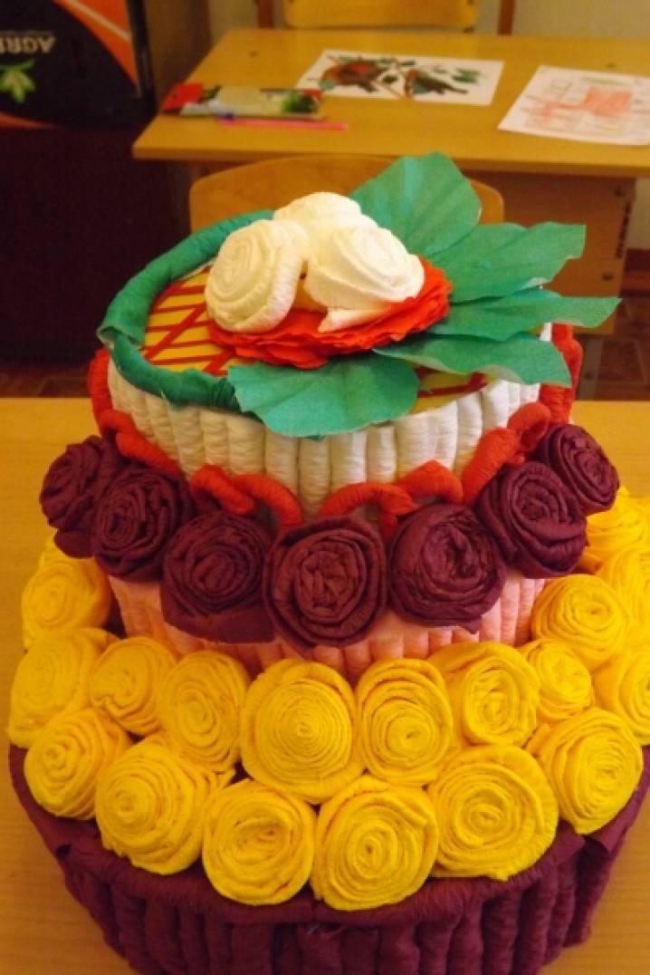 Фото салфеток для тортов
