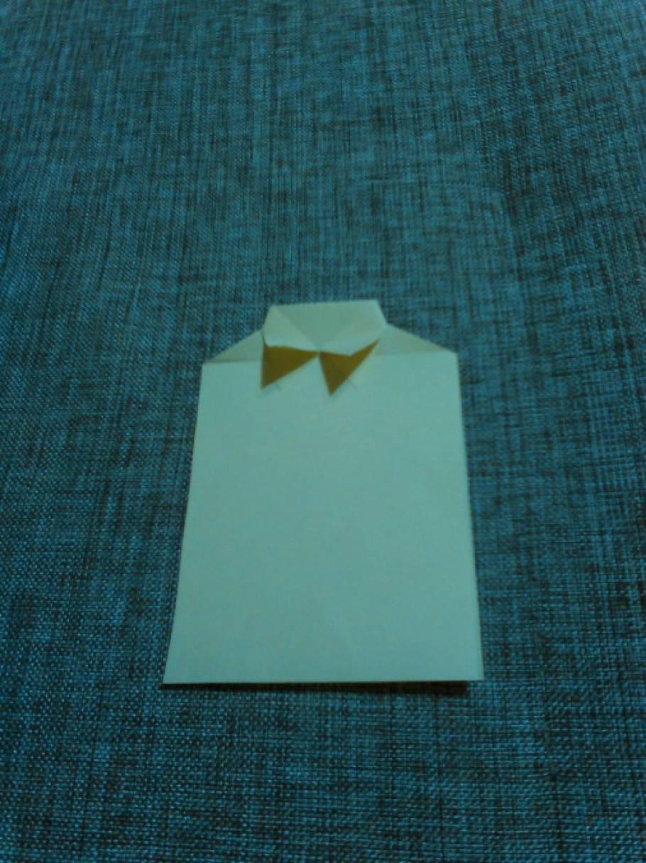 Открытка с платочком мастер класс