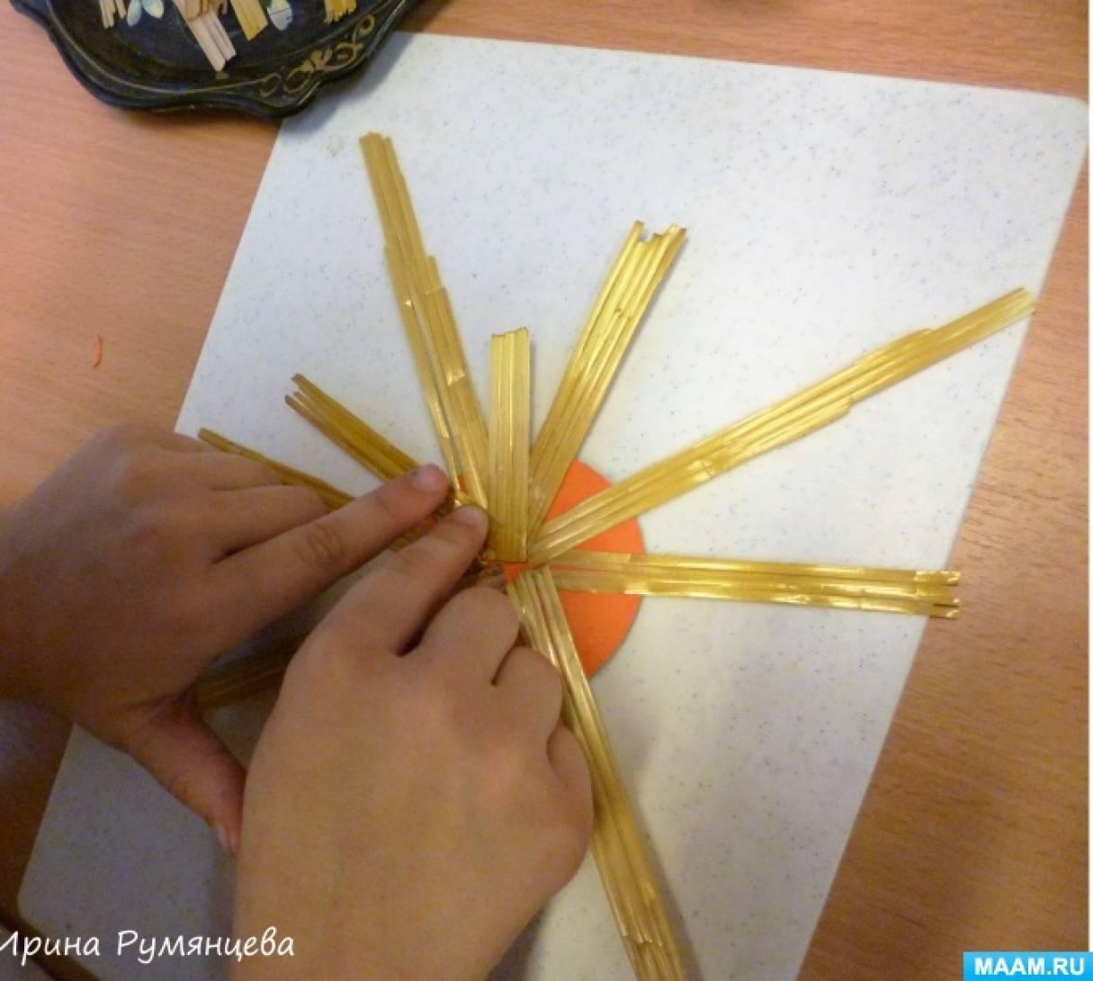 Поделки из соломы своими руками для 4 класса 9